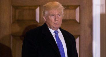 ¿Trump no tiene quién le cante?