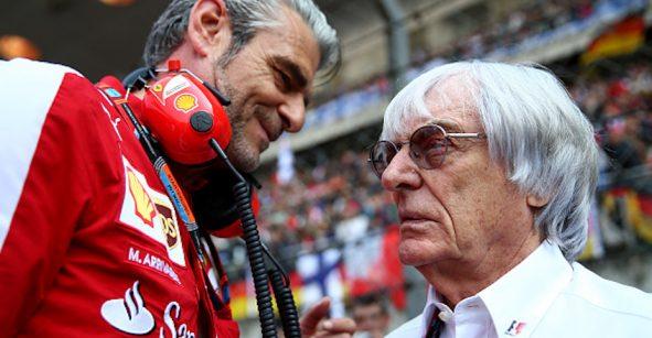 Se queda sin gas: Bernie Ecclestone deja de ser el director de la F1