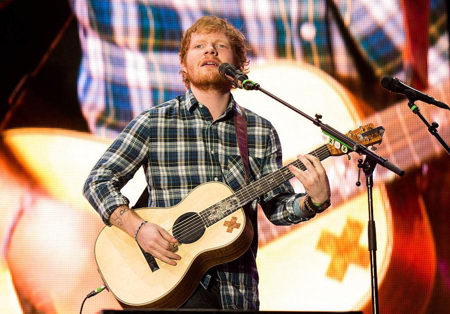 Ed Sheeran en México