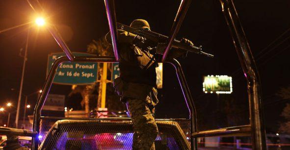 """Soldados presos acusan al Gobierno de utilizarlos para su """"fallida"""" guerra contra el narco"""