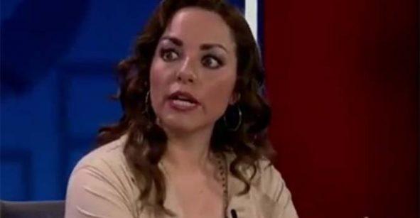 Esposa del agresor de Ana Guevara sale a justificarlo y todo le salió mal