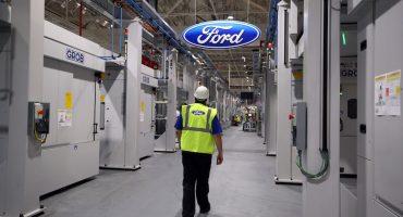 Ford cancela una inversión de mil 600 millones de dólares en México