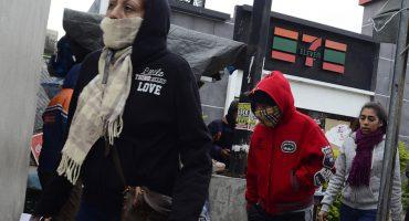Suspenden clases por frío en 5 delegaciones de la Ciudad de México