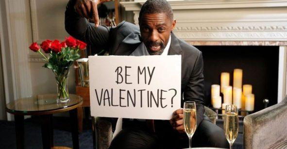 No otro triste San Valentin: gana subasta y llévate a Idris Elba