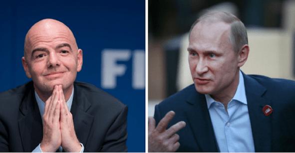La FIFA confirma que el sorteo del Mundial 2018 será en el Kremlin