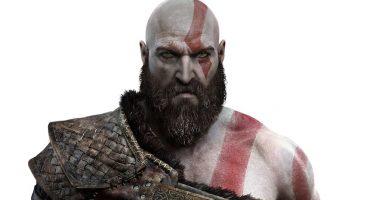 Kratos demuestra su furia en nuevo arte de God of War