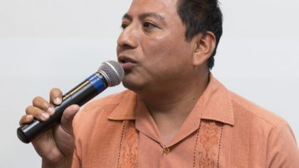 Por discriminación, Asamblea Constituyente deberá disculparse con Mardonio Carballo