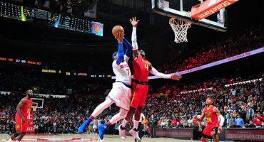 Hawks y Knicks se volvieron locos y jugaron 4 tiempos extra