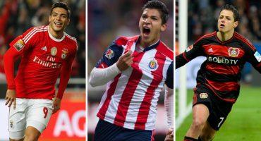 ¿Qué tan probables son los rumores de los futbolistas mexicanos a Europa?