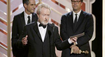 Ridley Scott se encuentra preocupado por el futuro del cine