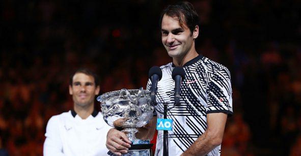 ¡La perfección suiza! Roger Federer es campeón del Australian Open