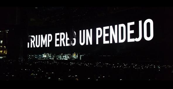 Y en esta batalla, ¡Roger Waters está con nosotros!