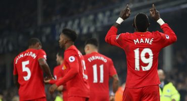 La ausencia de Sadio Mané se nota mucho en Liverpool
