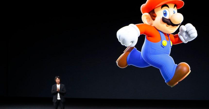 Shigeru Miyamoto - Super Mario Run