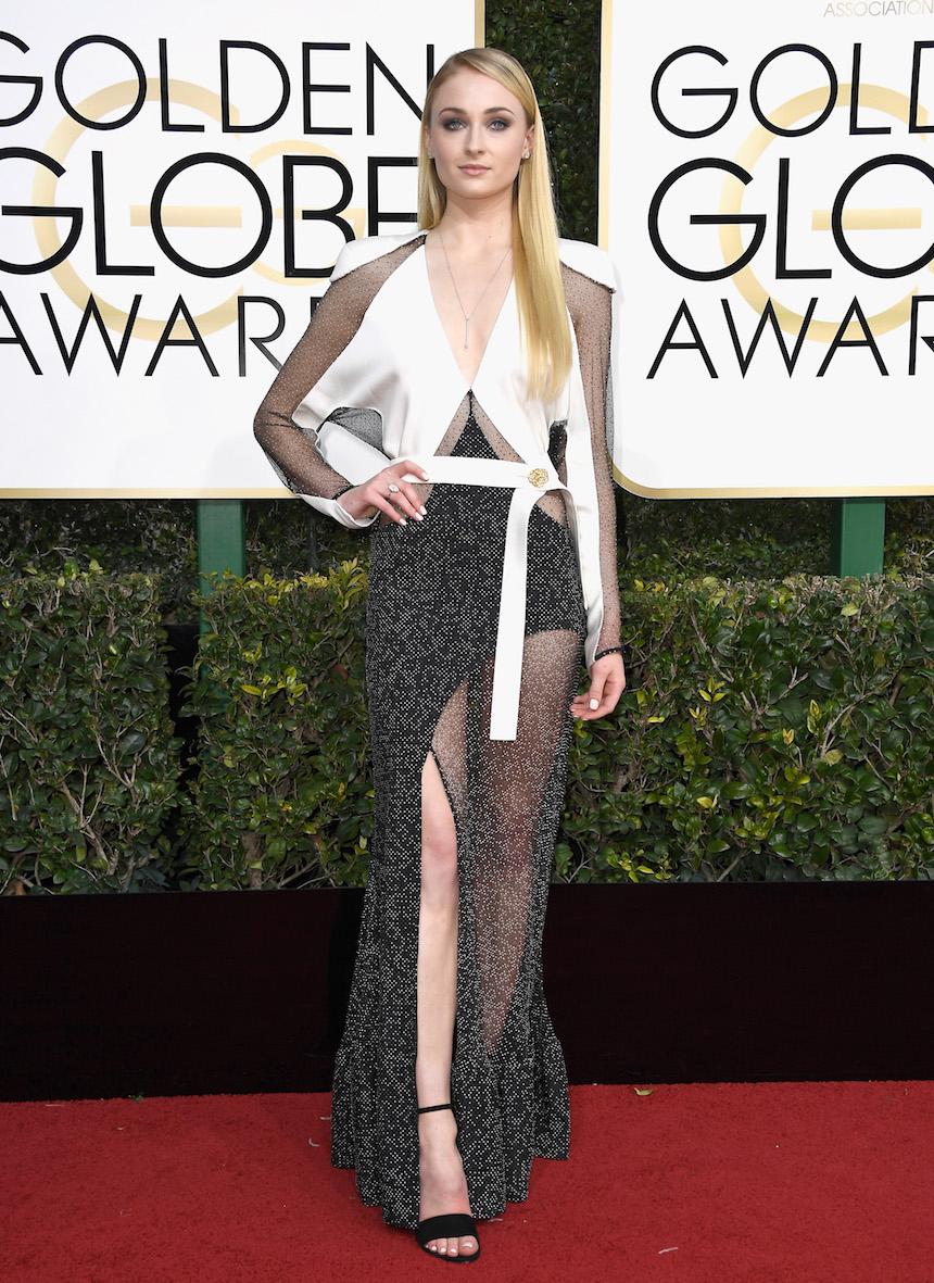 Sophie Turner de Game of Thrones
