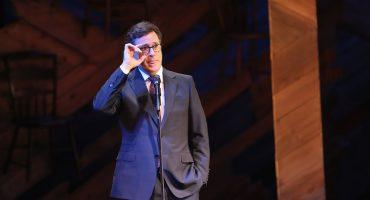 Confirmado: Stephen Colbert dirigirá la edición 69 de los Premios Emmy