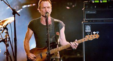 Por conciertos no paramos: Sting anuncia gira en México
