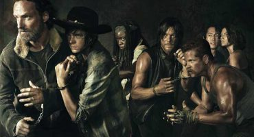 Así se veía el elenco de The Walking Dead antes de estar en la serie