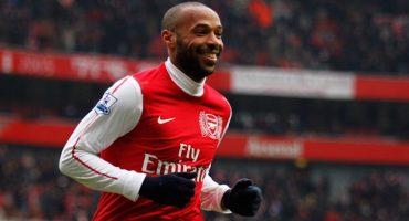 Hace 5 años regresó el hijo pródigo al Arsenal, Thierry Henry