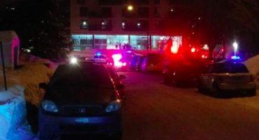 Tiroteo en una mezquita de Canadá; se reportan 6 muertos