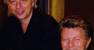 Se vale llorar: esta es la carta que Tony Visconti le dedicó a Bowie