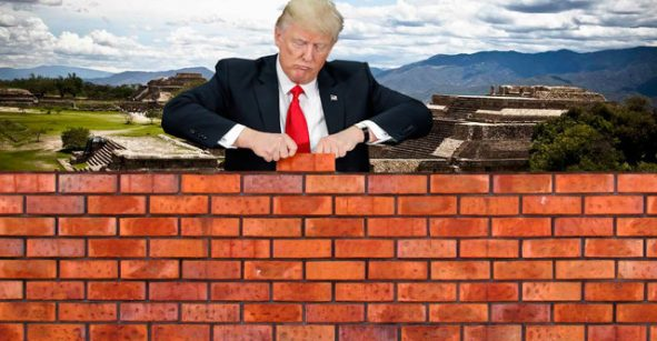 Las opciones para hacer que México pague el muro: El buffet menos atractivo de la historia