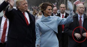 El guardaespaldas de Donald Trump y sus misteriosas