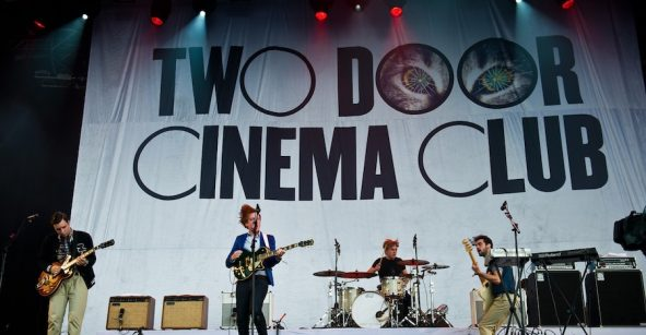 ¡Two Door Cinema Club anuncia concierto en la CDMX!