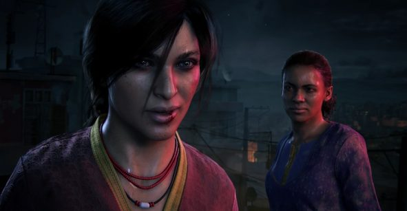 Uncharted: The Lost Legacy Portada