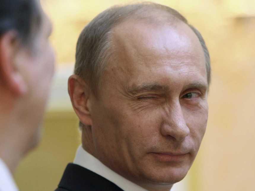 """Vladimir Putin: """"Las prostitutas rusas son las mejores del mundo"""""""