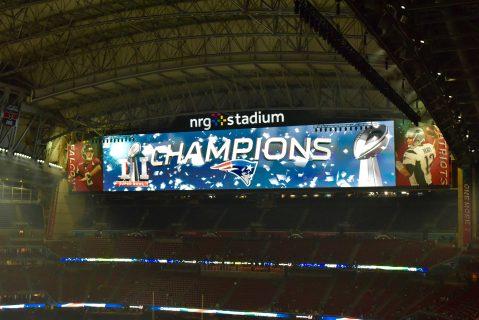Los New England Patriots son los nuevos campeones de la NFL