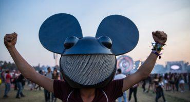 Así vivió la gente el primer día del festival EDC 2017