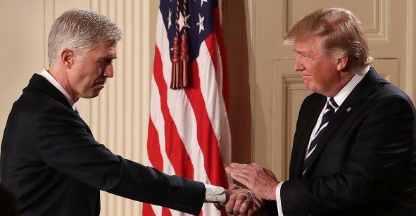 La no tan mala elección de Trump para la Corte