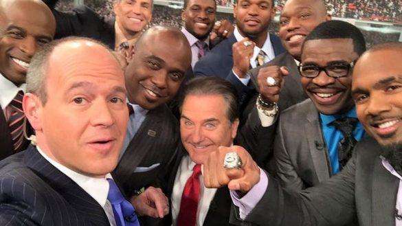 NFL Network Cast