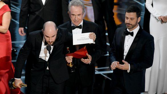 Caso resuelto: Él es el culpable del horror del Oscar