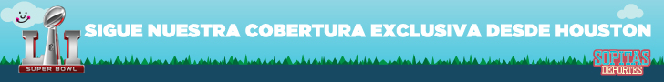 Pleca con imagen de Sopitas.com del Superbowl LI sin anunciantes