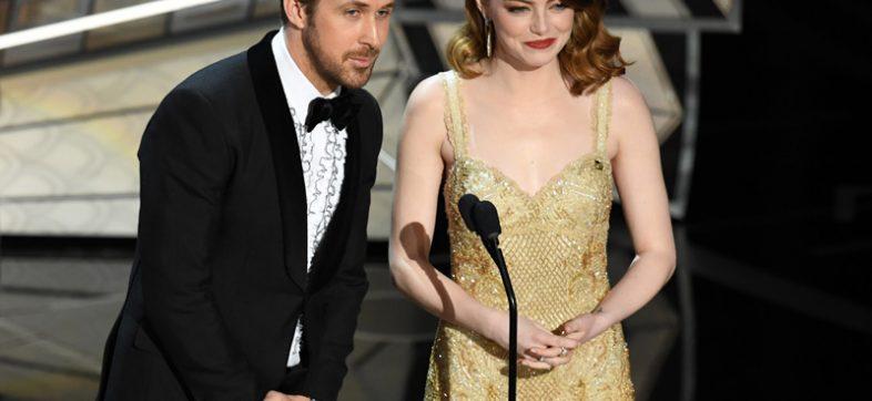 Ryan Gosling Emma Stone La La Land