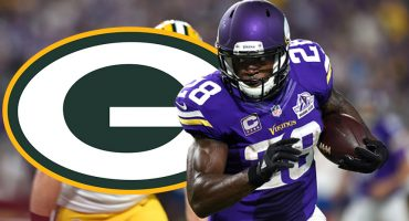 ¿Adrian Peterson firmará con los Green Bay Packers?