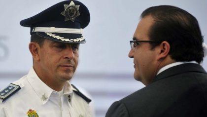 Detienen a Arturo Bermúdez, exsecretario de Seguridad de Javier Duarte