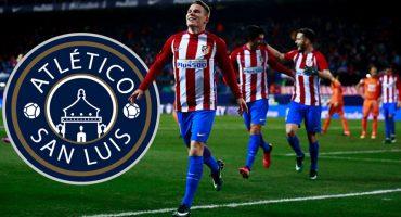Acuerdo entre Atlético de Madrid y San Luis está a la vuelta de la esquina