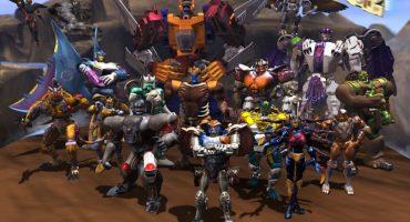 Los Maximales regresan en un nuevo juego de Transformers