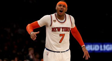 Carmelo Anthony y el desastre de los New York Knicks