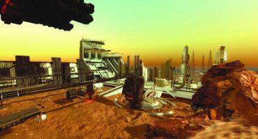 Emiratos Árabes Unidos quieren construir una ciudad... ¿en Marte?