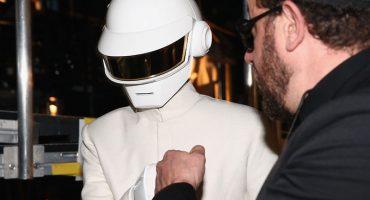 Daft Punk nos da un tour por su exposición temporal en Los Ángeles