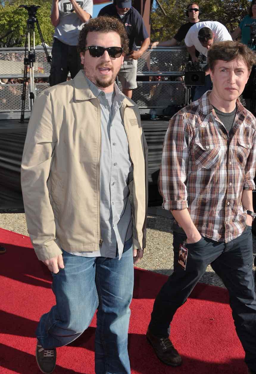 David Gordon Green y Danny McBride