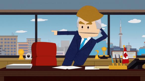 Donald Trump - South Park
