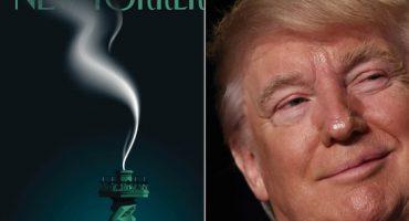 Donald Trump y su escabrosa relación con los medios de comunicación