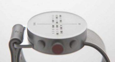 Dot Smartwatch: el reloj para las personas invidentes