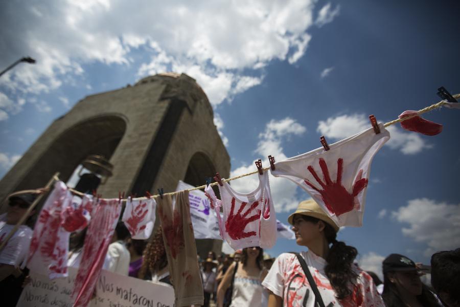 Grave la violencia contra mujeres en México: CNDH; siete mueren asesinadas cada 24 horas: ONU