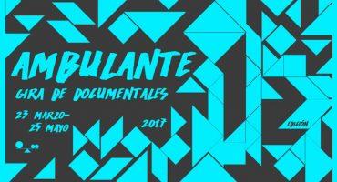 Injerto y El cine como arte subversivo: La programación de Ambulante 2017
